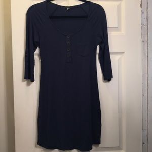 Tart 3/4 sleeve mini dress